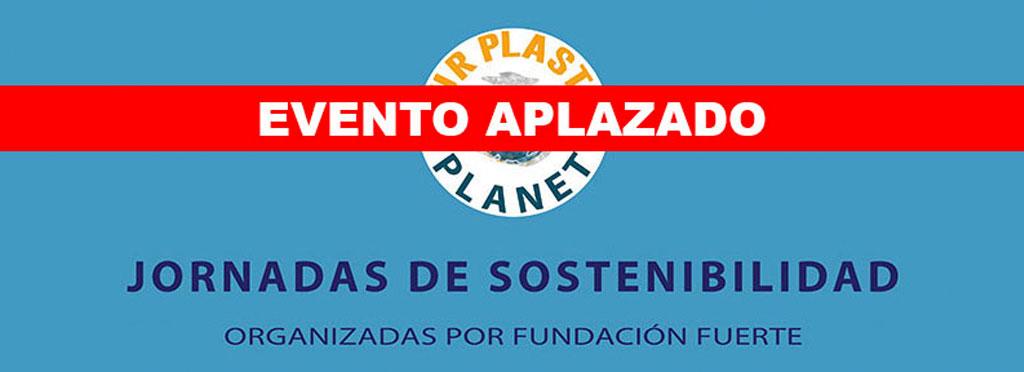 JORNADAS DE SOSTENIBILIDAD APLAZADA