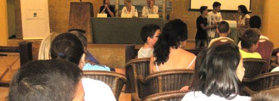 Acto de entrega Proyecto Hombre Cádiz 2014