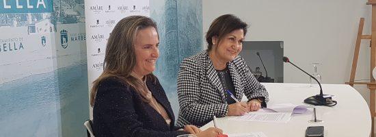 Firma Convenio FF y Museo del Grabado 2019