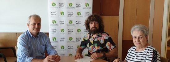Firma convenio We, Horizonte y FF 2019