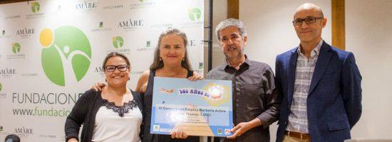 Premios de la VI edición del Concurso de Relatos Marbella Activa