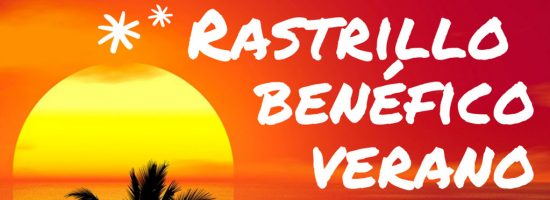Rastrillo Benéfico Verano 2019