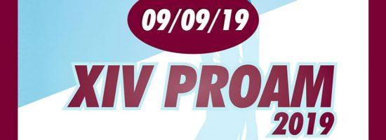 XIV PROAM 2019